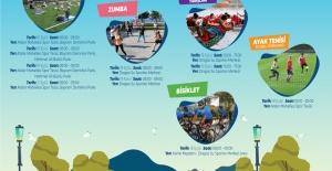 Kartal'da Avrupa Hareketlilik Haftası etkinlikleri