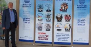 Öğrenciler Kilyos Sosyal Tesisleri'nde ağırlanıyor