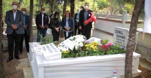 Kartal Belediyesi Cemal Şahan'ı unutmadı
