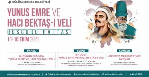 Küçükçekmece'de 'Hoşgörü Haftası' etkinlikleri başlıyor