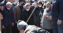Başkan Akgün, Şahin Ailesi'ni acı gününde yalnız bırakmadı