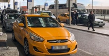 İstanbul'da taksimetre krizi