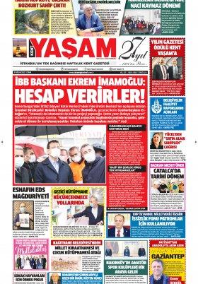 HABERDESİNİZ - 13.04.2021 Manşeti