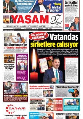 HABERDESİNİZ - 13.09.2021 Manşeti
