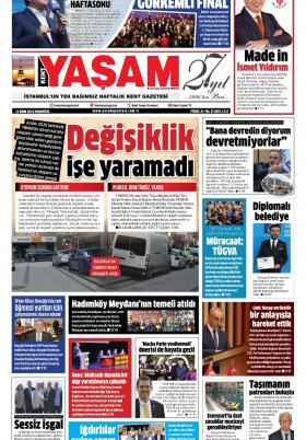 HABERDESİNİZ - 11.10.2021 Manşeti