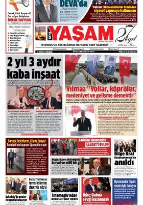 HABERDESİNİZ - 20.10.2021 Manşeti