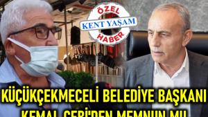 Küçükçekmeceli Belediye Başkanı Kemal Çebi hakkında ne düşünüyor