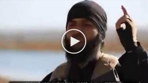 IŞİD'li terörist, Cumhurbaşkanı Erdoğan'ı ve Türkiyeyi böyle tehdit etti...